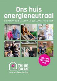 omslag - brochure Thuisbaas Ons Huis Energieneutraal